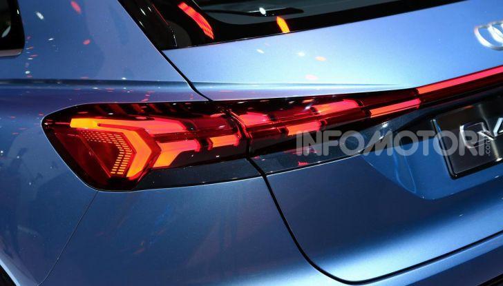 Audi Q4 e-tron Concept: il crossover elettrico per Ginevra 2019 - Foto 18 di 34