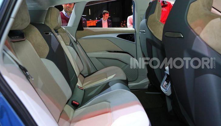 Audi Q4 e-tron Concept: il crossover elettrico per Ginevra 2019 - Foto 29 di 34
