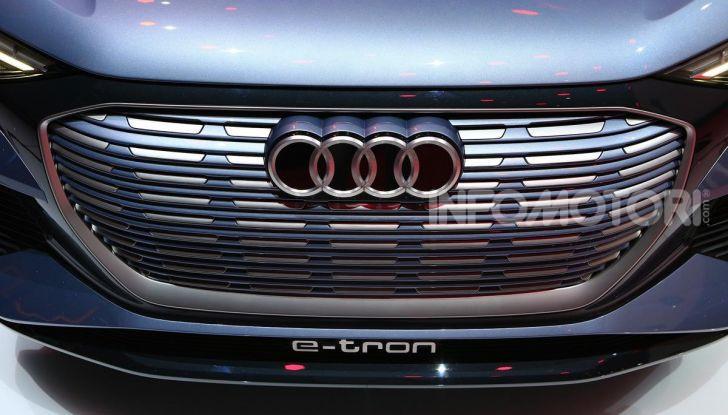 Audi Q4 e-tron Concept: il crossover elettrico per Ginevra 2019 - Foto 31 di 34