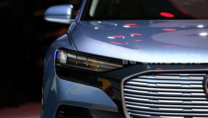 Audi Q4 e-tron Concept: il crossover elettrico per Ginevra 2019 - Foto 32 di 34