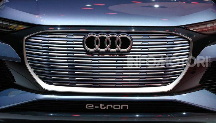 Audi Q4 e-tron Concept: il crossover elettrico per Ginevra 2019 - Foto 33 di 34