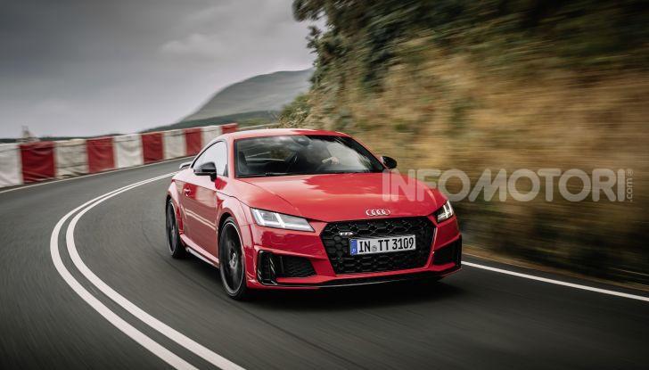 Nuova Audi TTS: ancora più sportiva - Foto 30 di 30