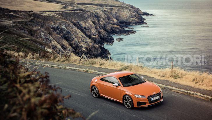 Nuova Audi TTS: ancora più sportiva - Foto 21 di 30