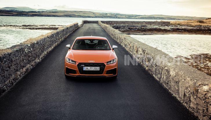 Nuova Audi TTS: ancora più sportiva - Foto 20 di 30