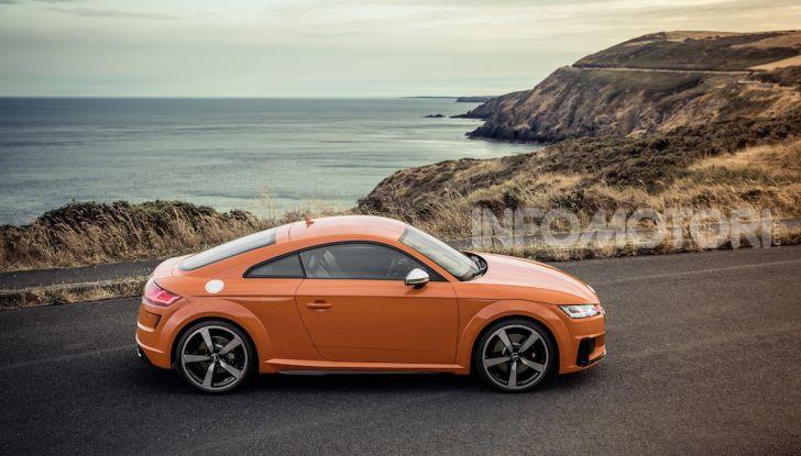 Nuova Audi TTS: ancora più sportiva - Foto 19 di 30