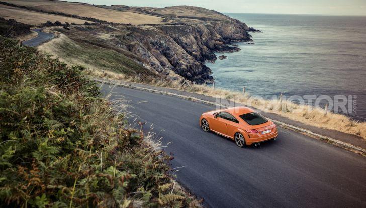 Nuova Audi TTS: ancora più sportiva - Foto 18 di 30