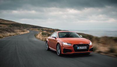 Cessa la produzione di Audi TT: verrà rimpiazzata da un crossover elettrico