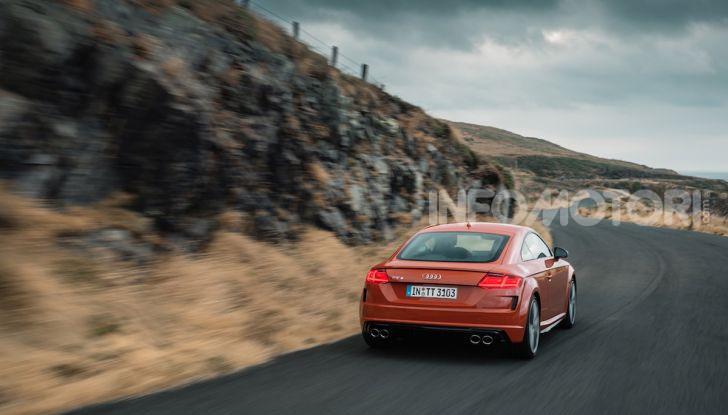 Nuova Audi TTS: ancora più sportiva - Foto 15 di 30