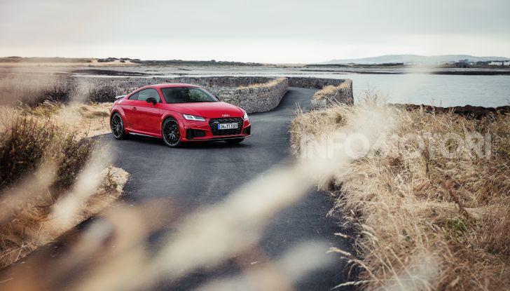 Nuova Audi TTS: ancora più sportiva - Foto 29 di 30