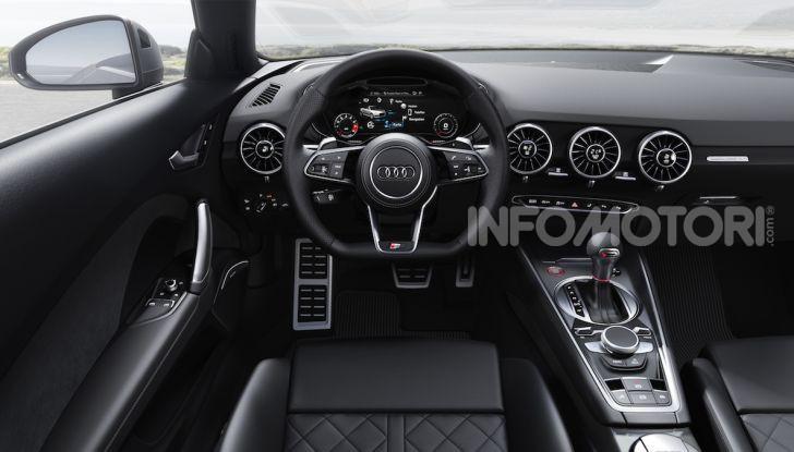 Nuova Audi TTS: ancora più sportiva - Foto 2 di 30
