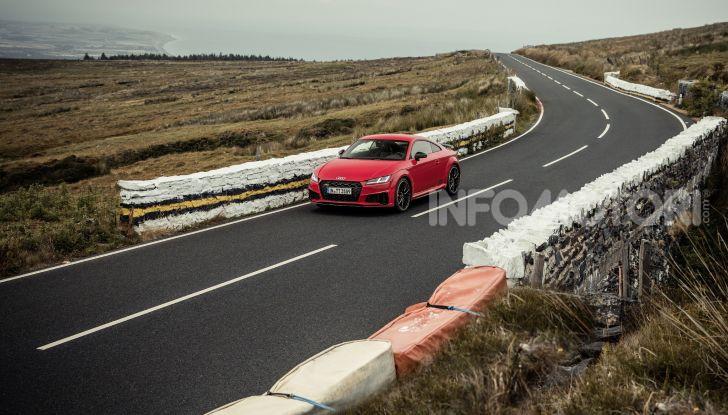 Nuova Audi TTS: ancora più sportiva - Foto 28 di 30