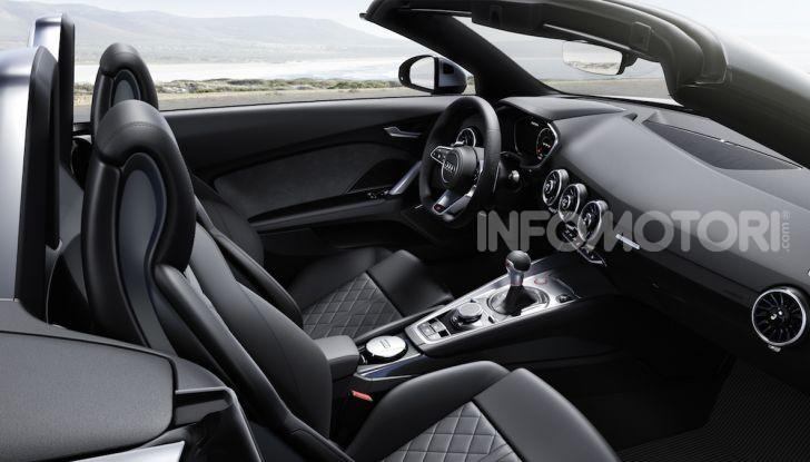 Nuova Audi TTS: ancora più sportiva - Foto 1 di 30