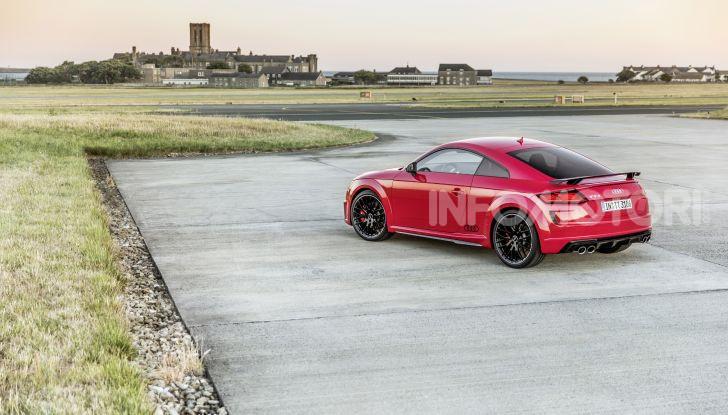 Nuova Audi TTS: ancora più sportiva - Foto 27 di 30