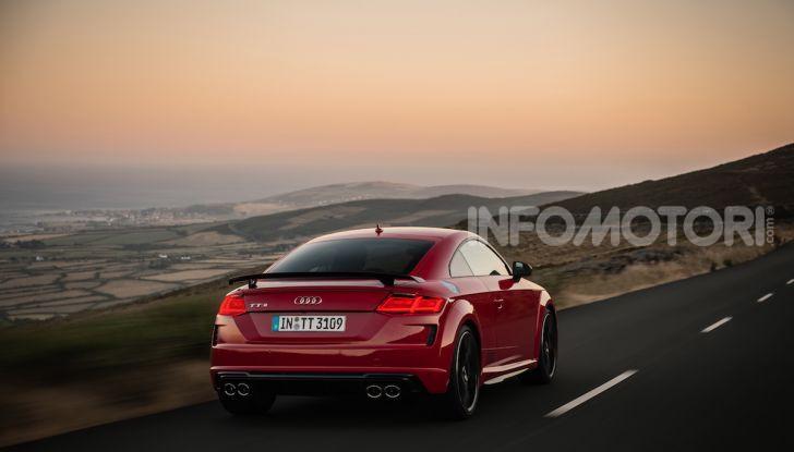 Nuova Audi TTS: ancora più sportiva - Foto 26 di 30