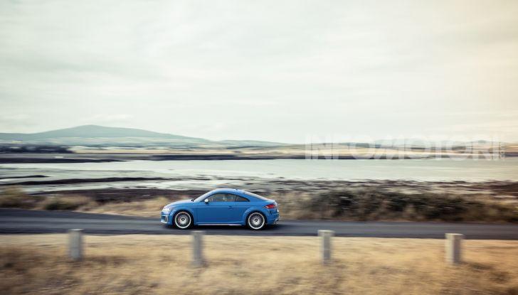 Nuova Audi TTS: ancora più sportiva - Foto 23 di 30
