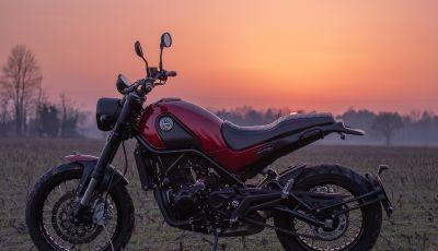 Benelli Leoncino Trail 500 ABS 2019: caratteristiche, opinioni e prezzo di un'icona senza tempo