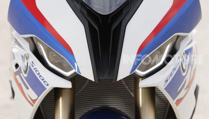 BMW S 1000 RR 2019: più veloce, leggera e guidabile - Foto 14 di 14