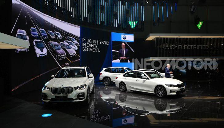Nuova BMW Serie 7 2019: un restyling imperioso per l'ammiraglia tedesca - Foto 29 di 43