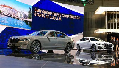 Nuova BMW Serie 7 2019: un restyling imperioso per l'ammiraglia tedesca