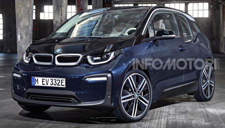 BMW i3 conquista i lettori e diventa l'Auto Più Bella del web 2019 - Foto 9 di 23