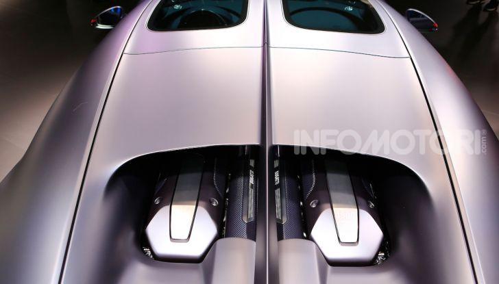 Bugatti Chiron Sport: arriva la serie 110 ans Bugatti - Foto 10 di 14