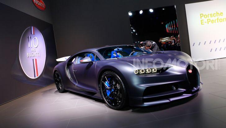 Bugatti Chiron Sport: arriva la serie 110 ans Bugatti - Foto 6 di 14