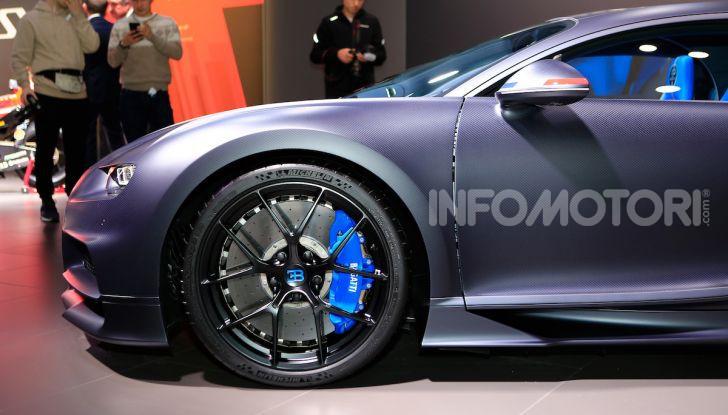 Bugatti Chiron Sport: arriva la serie 110 ans Bugatti - Foto 2 di 14