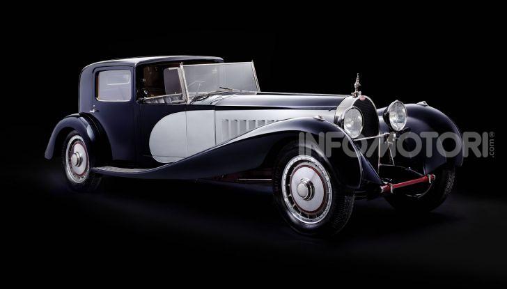 Bugatti Royale, limousine elettrica su base Taycan - Foto 3 di 6