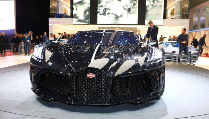 Bugatti La Voiture Noire: supercar da 11 milioni di euro - Foto 25 di 32