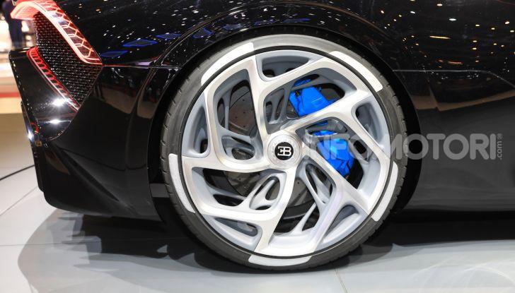 Bugatti La Voiture Noire: supercar da 11 milioni di euro - Foto 10 di 32