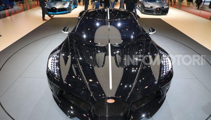 Bugatti La Voiture Noire: supercar da 11 milioni di euro - Foto 8 di 32