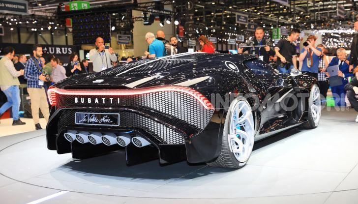 Bugatti La Voiture Noire: supercar da 11 milioni di euro - Foto 6 di 32