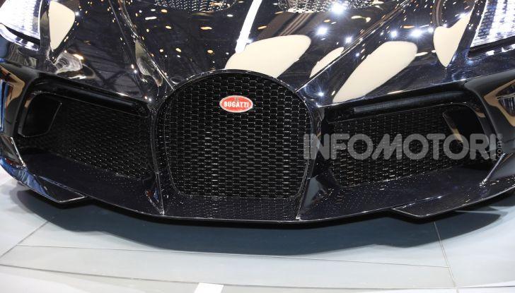 Bugatti La Voiture Noire: supercar da 11 milioni di euro - Foto 5 di 32