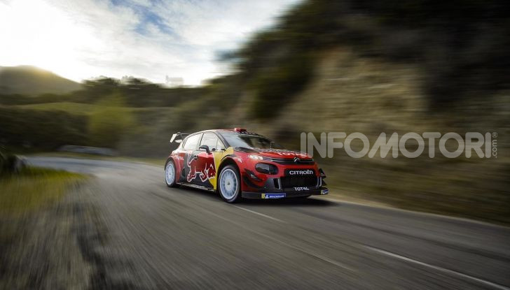 WRC Tour de Corse 2019: le C3 WRC pronte per la prima prova su asfalto della stagione - Foto 1 di 2