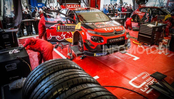 WRC Tour de Corse 2019: le C3 WRC pronte per la prima prova su asfalto della stagione - Foto 2 di 2