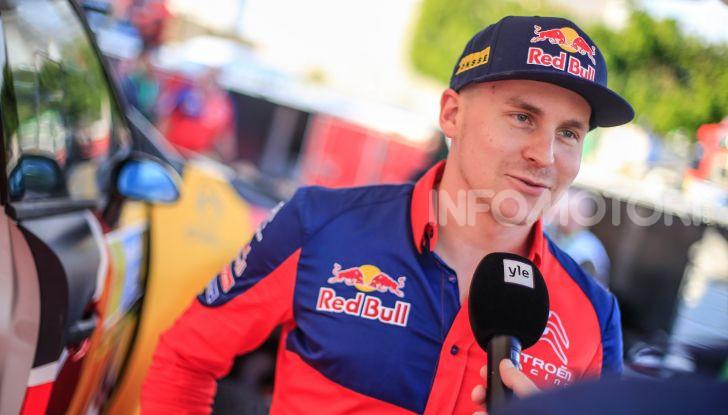 WRC Tour de Corse 2019: le dichiarazioni del team Citroën prima della gara - Foto 2 di 2