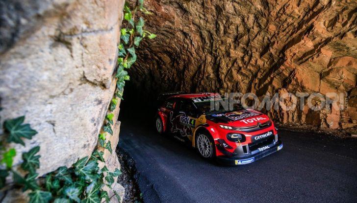 WRC Tour de Corse 2019 – Giorno 1: un duro inizio per le Citroën C3 WRC - Foto 2 di 4