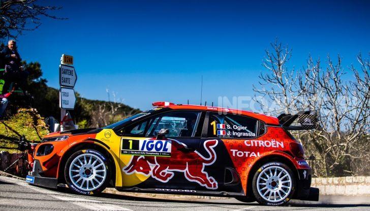 WRC Tour de Corse 2019 – Giorno 1: un duro inizio per le Citroën C3 WRC - Foto 3 di 4
