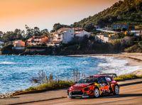 WRC Tour de Corse 2019 – Giorno 1: un duro inizio per le Citroën C3 WRC
