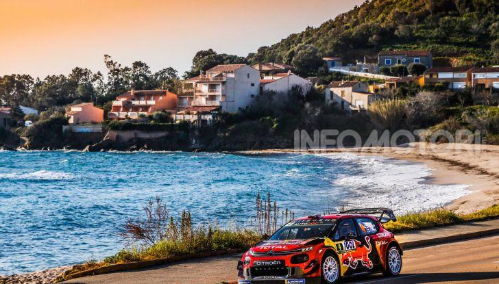 WRC Tour de Corse 2019 – Giorno 1: un duro inizio per le Citroën C3 WRC - Foto 1 di 4