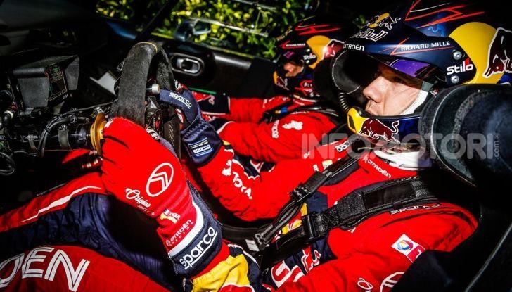 WRC Tour de Corse 2019 – Giorno 1: le dichiarazioni del team Citroën - Foto 1 di 2