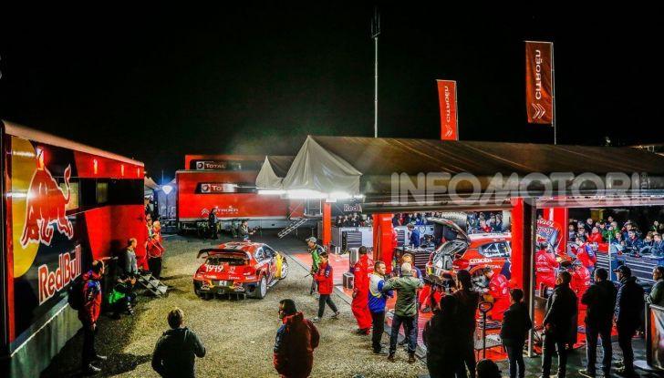 WRC Tour de Corse 2019 – Giorno 1: un duro inizio per le Citroën C3 WRC - Foto 4 di 4