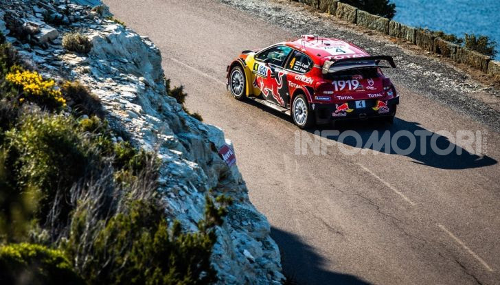 WRC Tour de Corse 2019, Giorno 2: sul podio la C3 WRC di Ogier – Ingrassia - Foto 3 di 4
