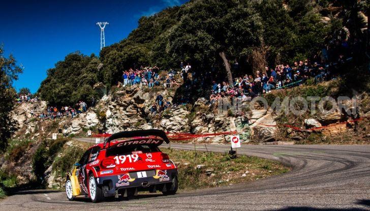 WRC Tour de Corse 2019, Giorno 2: sul podio la C3 WRC di Ogier – Ingrassia - Foto 4 di 4