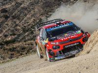 WRC Messico – Day2: la Citroën C3 WRC di Ogier aumenta il distacco