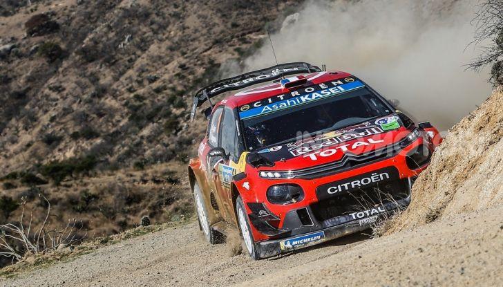 WRC Messico – Day2: la Citroën C3 WRC di Ogier aumenta il distacco - Foto 1 di 4