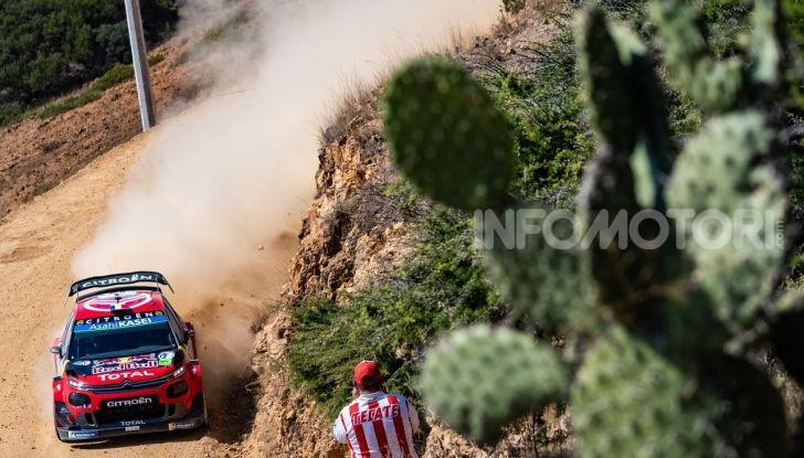 WRC Messico – Day2: la Citroën C3 WRC di Ogier aumenta il distacco - Foto 3 di 4