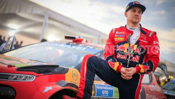 WRC Messico: le dichiarazioni del Team - Foto 1 di 2