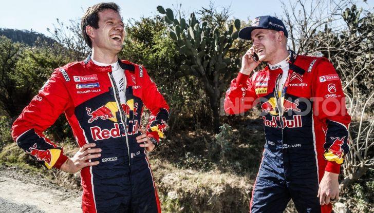 WRC Messico: Sébastien Ogier e Julien Ingrassia conquistano la seconda vittoria stagionale in tre gare a bordo di una C3 WRC - Foto 1 di 3