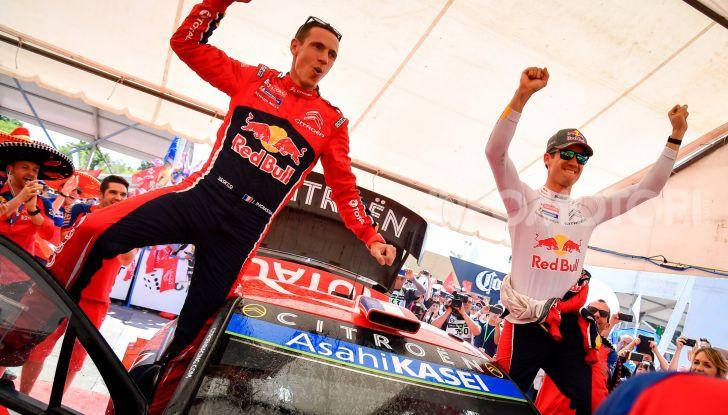 WRC Messico: Sébastien Ogier e Julien Ingrassia conquistano la seconda vittoria stagionale in tre gare a bordo di una C3 WRC - Foto 3 di 3